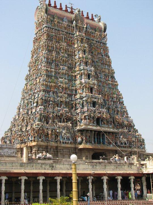 ஆலய கோபுரம்