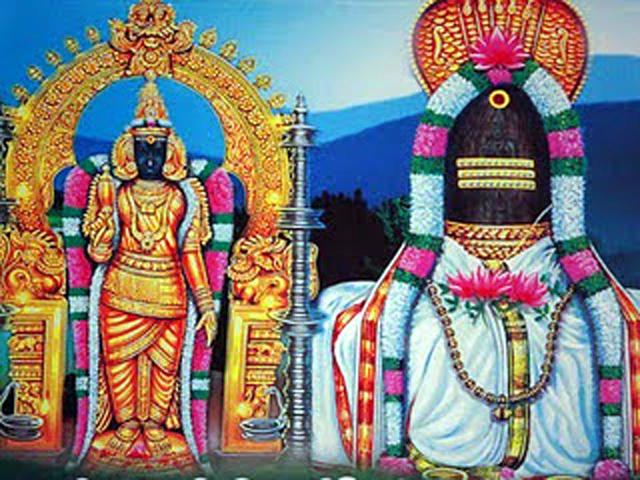ஸ்ரீ நெல்லையப்பர்-காந்திமதியம்மன்