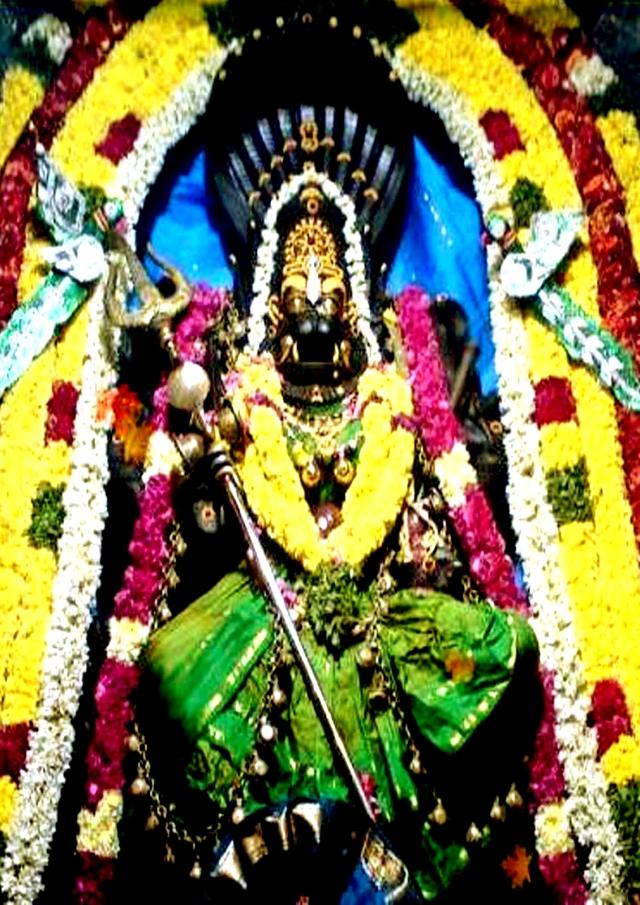 ஸ்ரீ ப்ரத்யங்கிரா தேவி